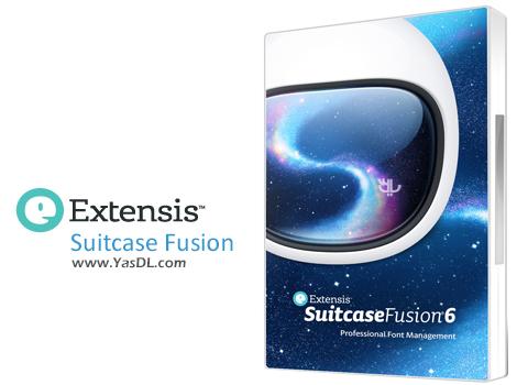 دانلود Extensis Suitcase Fusion 6 17.2.3 - مدیریت فونت های ویندوز