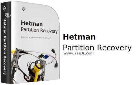 دانلود Hetman Partition Recovery 2.5 + Portable - بازیابی پارتیشن های حذف شده
