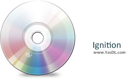 دانلود Ignition 2.20.0.67 + Portable - فشرده سازی داده ها برای رایت CD/DVD