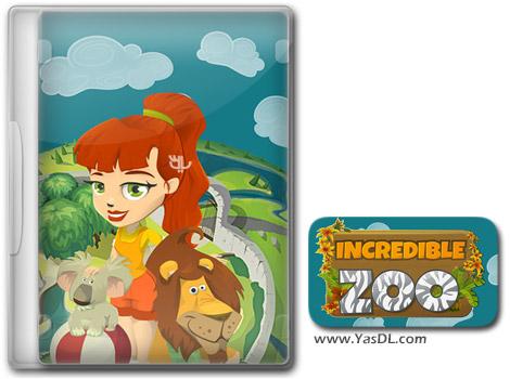 دانلود بازی کم حجم Incredible Zoo برای کامپیوتر