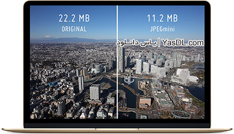 دانلود JPEGmini Pro 3.1.0.3 - کم کردن حجم تصاویر بدون افت کیفیت