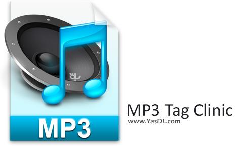 دانلود MP3 Tag Clinic 4.3.9.11 - نرم افزار ویرایش تگ فایل های صوتی