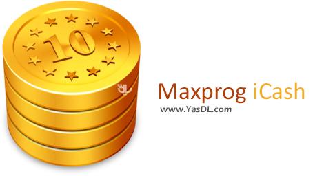 دانلود Maxprog iCash 7.5.6 - نرم افزار مدیریت امور مالی