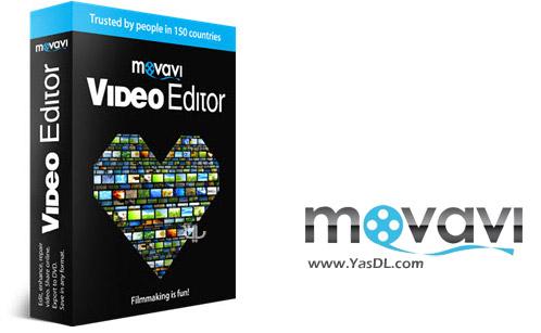 Movavi Video Editor Plus 14.5.0 + Portable - Video Editing Software