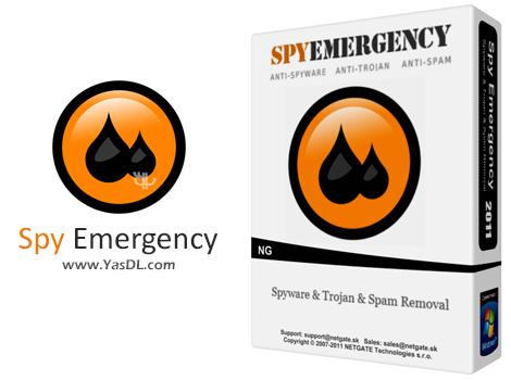 دانلود NETGATE Spy Emergency 19.0.605.0 - نرم افزار ضد جاسوسی