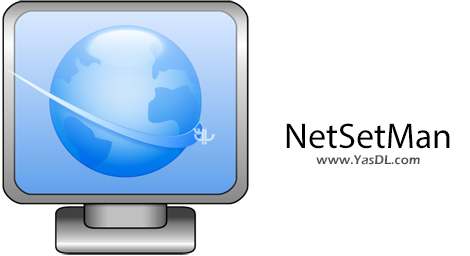 دانلود NetSetMan 4.1.1 + Portable - مدیریت پروفایل های تنظیمات شبکه