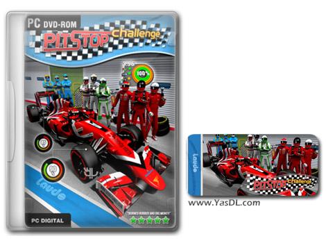 دانلود بازی Pitstop Challenge برای PC