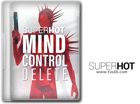 دانلود بازی SUPERHOT MIND CONTROL DELETE برای PC