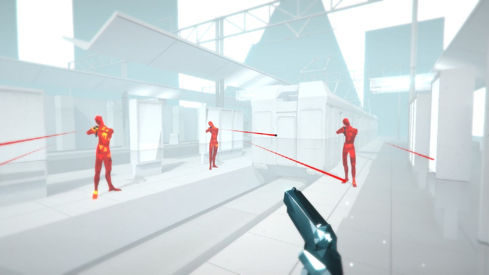SUPERHOT MIND CONTROL DELETE Game For PC | ‌ Jasmine
