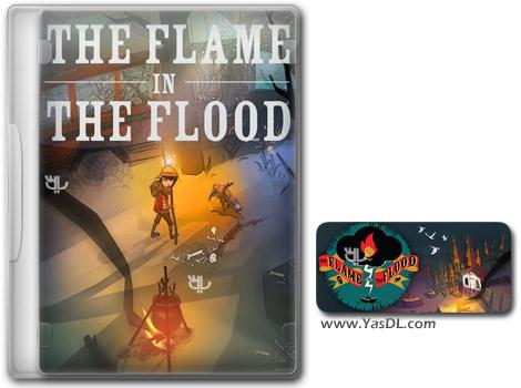 دانلود بازی The Flame in the Flood برای PC