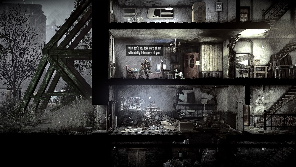 This War Of Mine Stories Fading Embers Game For PC |