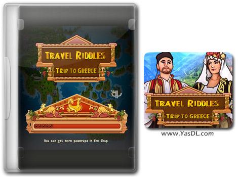 دانلود بازی کم حجم Travel Riddles Trip to Greece برای کامپیوتر