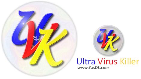 دانلود UVK Ultra Virus Killer 7.7.0.0 Final + Portable - آنتی ویروس کم حجم