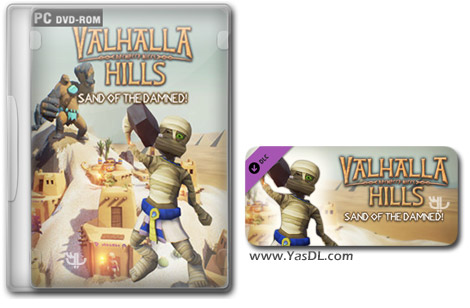 دانلود بازی Valhalla Hills Sand of the Damned برای PC