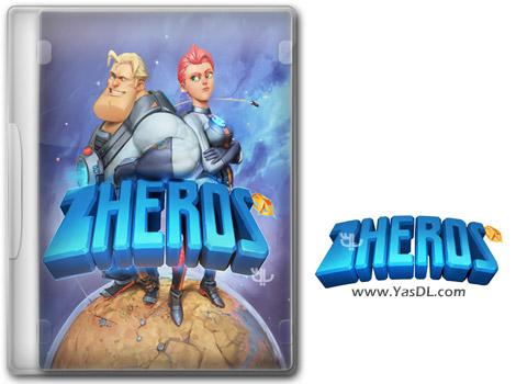 دانلود بازی ZHEROS برای PC