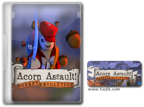 دانلود بازی Acorn Assault Rodent Revolution برای PC