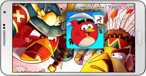 دانلود بازی Angry Birds Fight RPG Puzzle 2.3.1 - مبارزه پرندگان خشمگین + نسخه مود