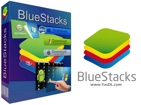 دانلود BlueStacks 2.1.8.5663 + Root بلو استکس