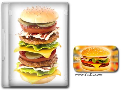 دانلود بازی کم حجم Burger Fiesta برای کامپیوتر