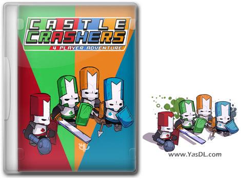 دانلود بازی کم حجم Castle Crashers برای کامپیوتر