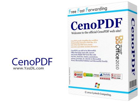 دانلود CenoPDF 3.6.240 - ساخت فرم های PDF در مایکروسافت آفیس