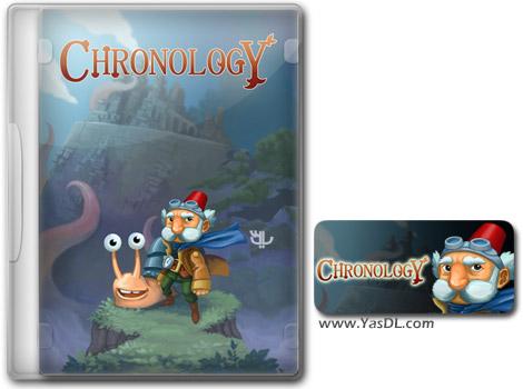 دانلود بازی کم حجم Chronology برای کامپیوتر