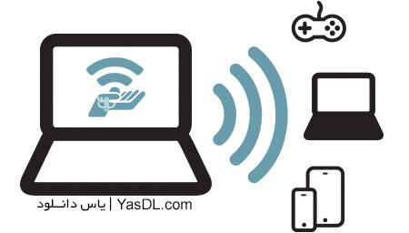 دانلود Connectify Hotspot 2015.0.4.34734 - اشتراک گذاری اینترنت لپ تاپ