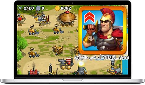 دانلود بازی کم حجم Defense Of Greece برای کامپیوتر