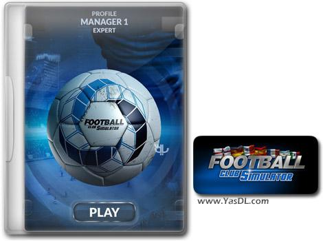 دانلود بازی Football Club Simulator برای PC