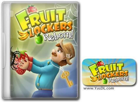 دانلود  بازی کم حجم Fruit Lockers Reborn برای کامپیوتر