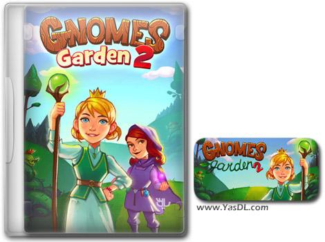 دانلود بازی کم حجم Gnomes Garden 2 برای کامپیوتر