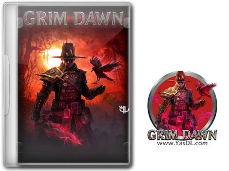دانلود بازی Grim Dawn Forgotten Gods برای PC
