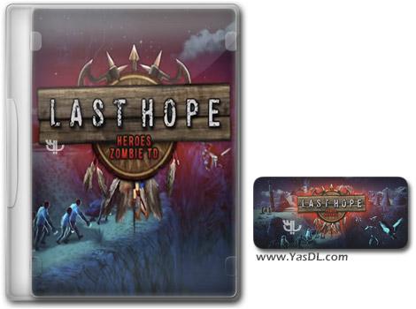 دانلود بازی کم حجم Last Hope – Tower Defense برای کامپیوتر