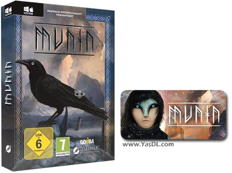 دانلود بازی Munin برای PC