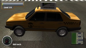 New York City Taxi Simulator1