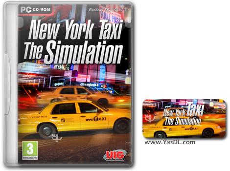 دانلود بازی کم حجم New York City Taxi Simulator برای کامپیوتر
