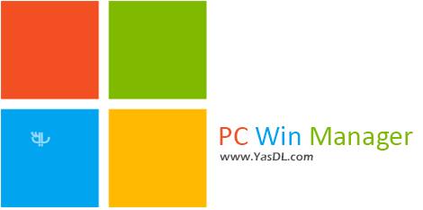 دانلود PC Win Manager 1.0.0.0 - نرم افزار مدیریت ویندوز
