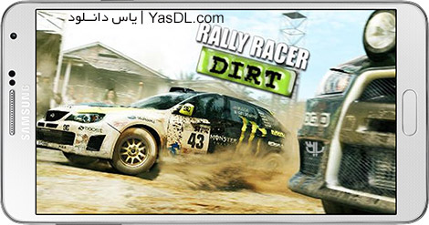 دانلود بازی Rally Racer Dirt 1.4.0 - رالی خاکی برای اندروید + پول بی نهایت