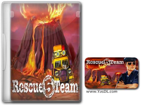 دانلود بازی کم حجم Rescue Team 5 برای کامپیوتر