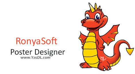 دانلود RonyaSoft Poster Designer 2.03.02 - نرم افزار طراحی پوستر