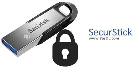 دانلود SecurStick 1.0.20 x86/x64 - رمزگذاری فایل ها در فلش مموری