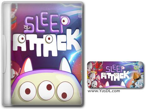 دانلود بازی کم حجم Sleep Attack برای کامپیوتر