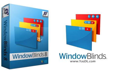 Stardock WindowBlinds 10.65 – Software, Personal Storage, Windows