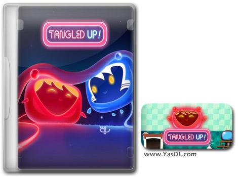 دانلود بازی کم حجم !Tangled Up برای کامپیوتر
