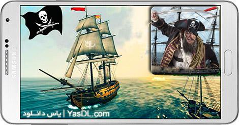 دانلود بازی The Pirate Caribbean Hunt 3.1 - دزدان دریایی کارائیب برای اندروید