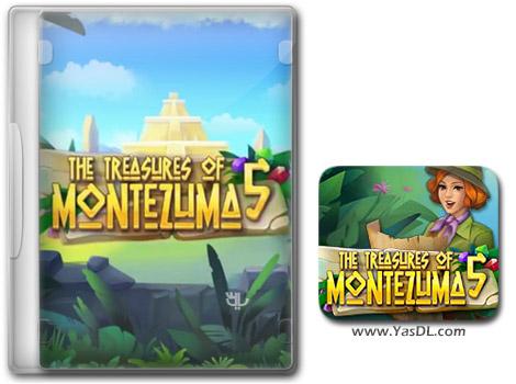دانلود بازی کم حجم The Treasures of Montezuma 5 برای کامپیوتر