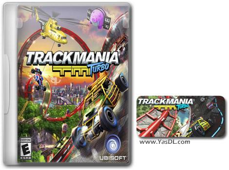 دانلود بازی Trackmania Turbo برای PC