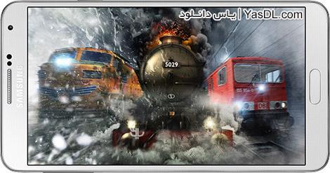 دانلود بازی Train Simulator 2016 1.2 - شبیه سازی قطار برای اندروید