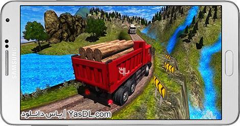 دانلود بازی Truck Driver Cargo 1.0 - رانندگی کامیون برای اندروید