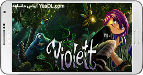 دانلود بازی Violett 2.2 - ماجراجویی ویولت برای اندروید + دیتا
